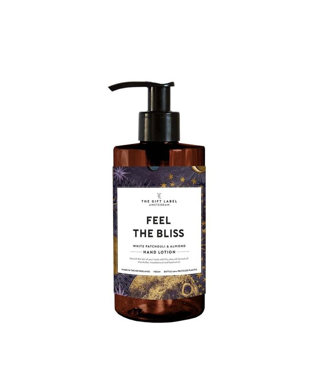 The Giftlabel Hand lotion - Feel the bliss