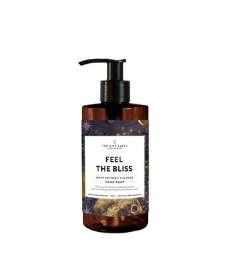 The Giftlabel Hand soap - Feel the bliss