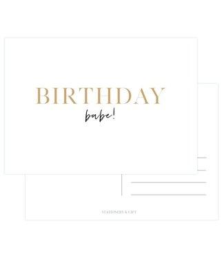 Stationery & Gift Birthday Babe wit
