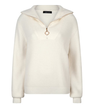 Ydence Knitted sweater Naomi Off white