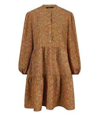 Ydence Dress hailey Olive flower