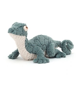 JELLYCAT Gorka Gecko knuffel
