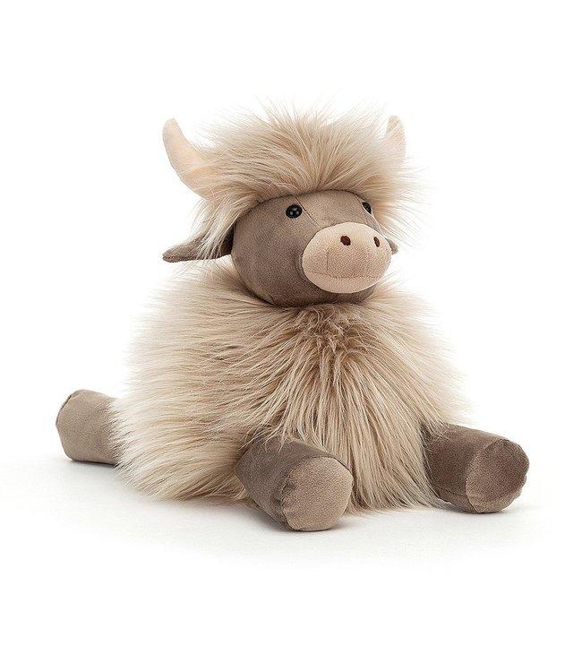 JELLYCAT Gamboldown cow large knuffel