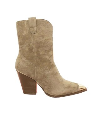 Rumah Cindy suede boots