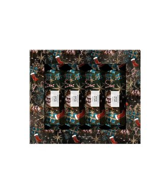 The Giftlabel Christmas crackers set- Let it glow
