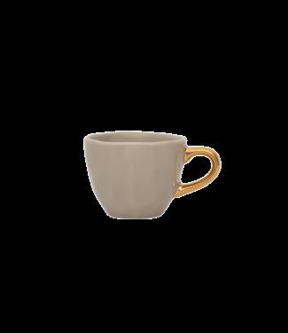 UNC Goodmorning espresso cups taupe