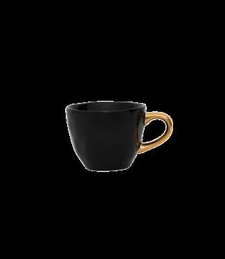 UNC Goodmorning espresso cups zwart