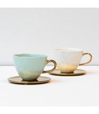 UNC Goodmorning cup - celadon