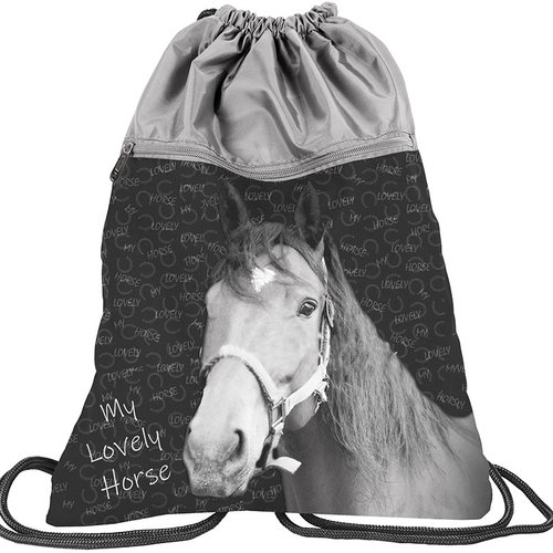 Animal Pictures Animal Pictures Lovely Horse gymbag 45 x 34 cm - Polyester