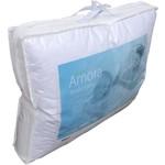 Ducky Dons Amora boxkussen 60x70cm - 10% dons 90% veertjes