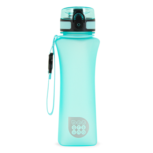 Ars Una Ars Una luxe drinkfles mat turquoise 500 ml - copolyester
