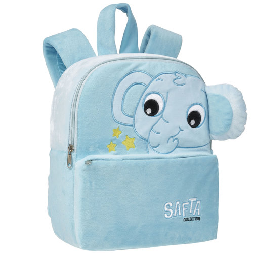 Animal Pictures Animal Pictures Peuterrugzak, Olifant - 22 x 27 x 10 cm - Polyester