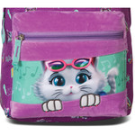 44 Cats 44 Cats Milady - Rugzak - 36 x 24 x 12 cm - Paars