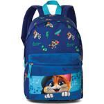 44 Cats 44 Cats Lampo - Rugzak - 36 x 24 x 12 cm - Blauw