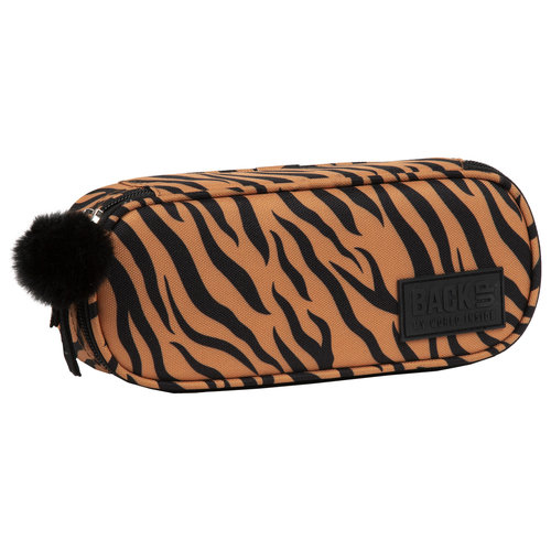 Back Up Back Up Etui Wild Life 23 x 9 x 5,5 cm - Polyester  - Leverbaar in: 23x9x5,5