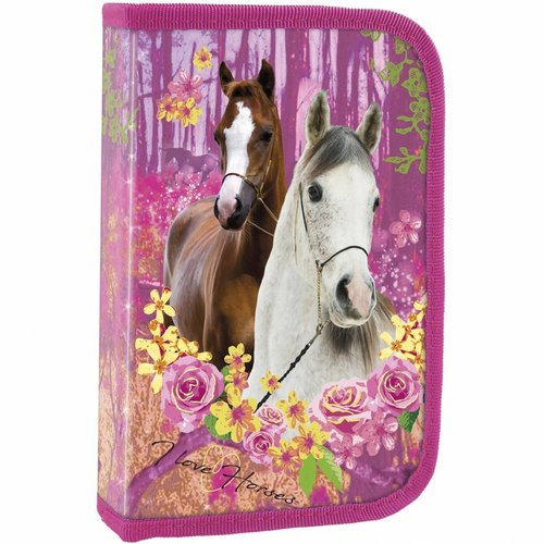 Animal Pictures Animal Pictures Paarden Forest - Leeg Etui - 20,5 cm - Multi