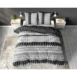 Sleeptime Dekbedovertrek Artic Stripe White