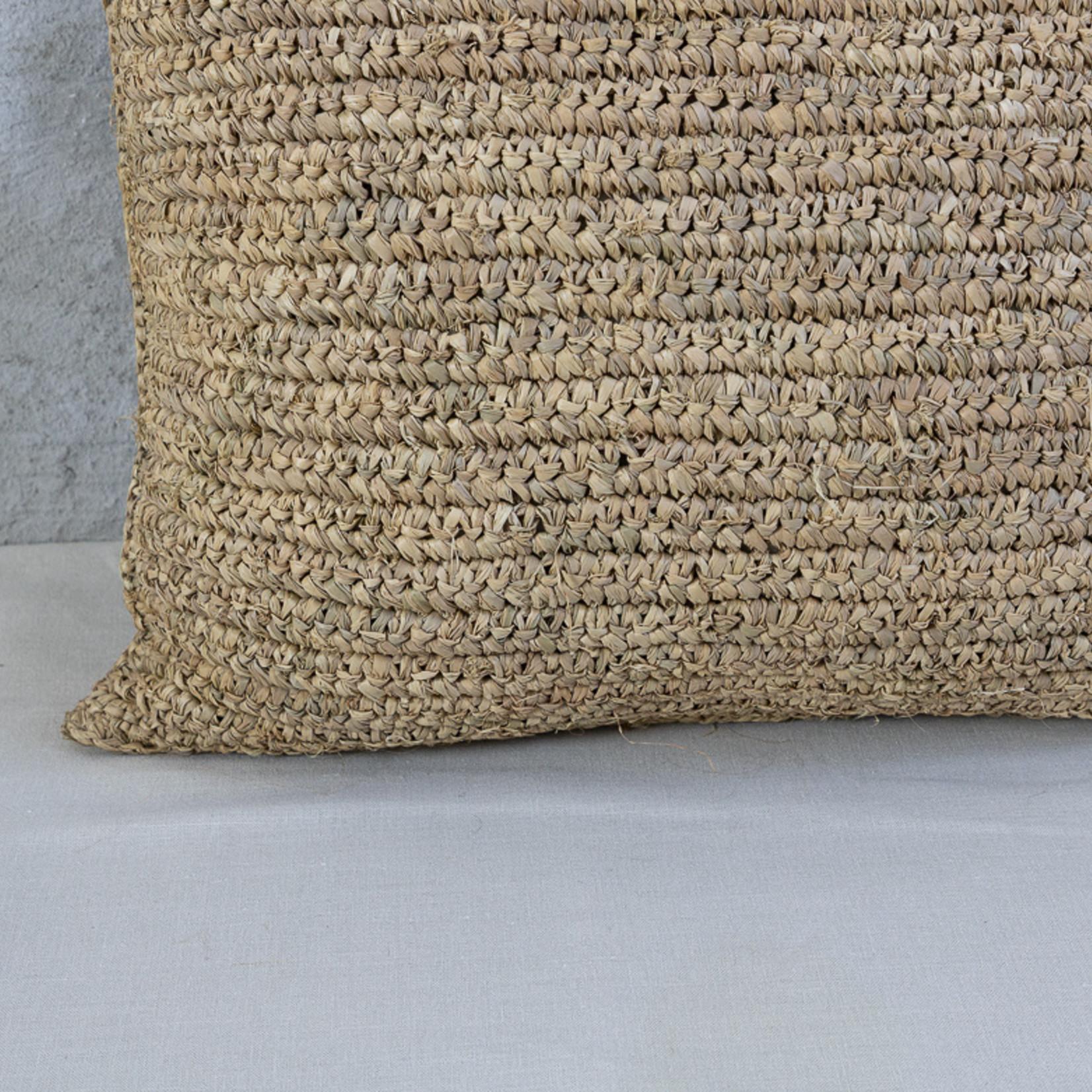 Rattan cushion