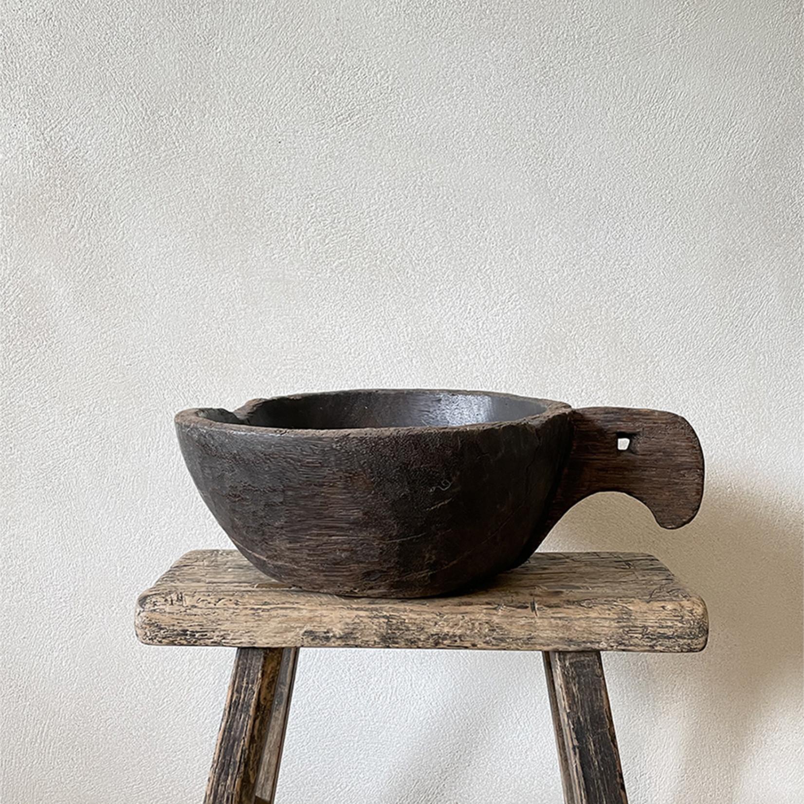 Bowl old wood °4