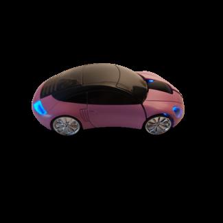 Muis Porsche (roze)