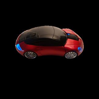 Muis Porsche (rood)