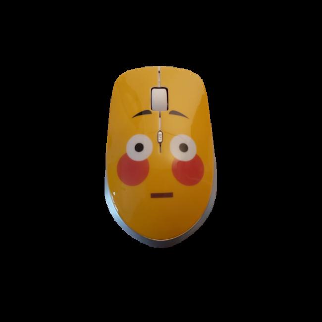 Muis Emoticon (blozend)