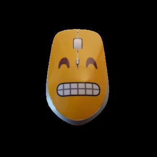 Muis Emoticon (lachend)