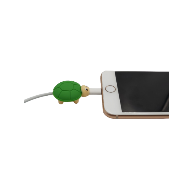 Cable Protector Schildpad (groen)