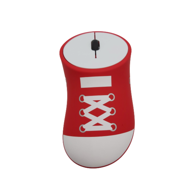 Muis Sneaker (rood)