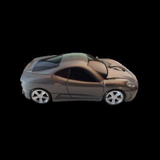 Muis Ferrari (zilver)