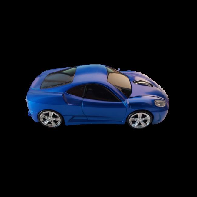 Muis Ferrari (blauw)