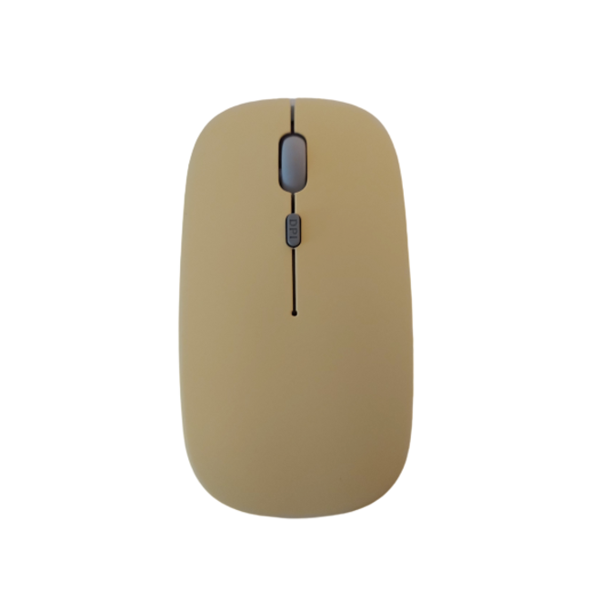 Muis Bluetooth (geel)