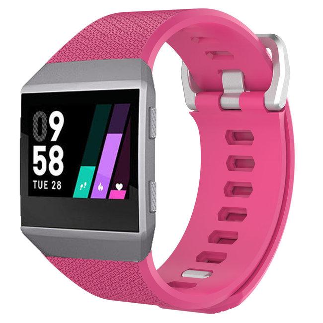 Fitbit Ionic banda sportiva - rosa