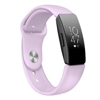 Fitbit Inspire fascia in silicone per lo sport - lavanda