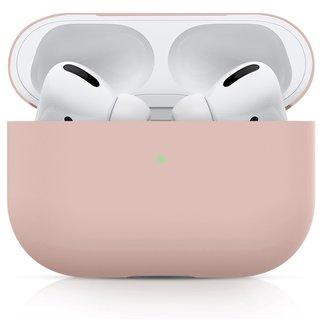 Marca 123watches Custodia morbida semplice Apple AirPods PRO - rosa