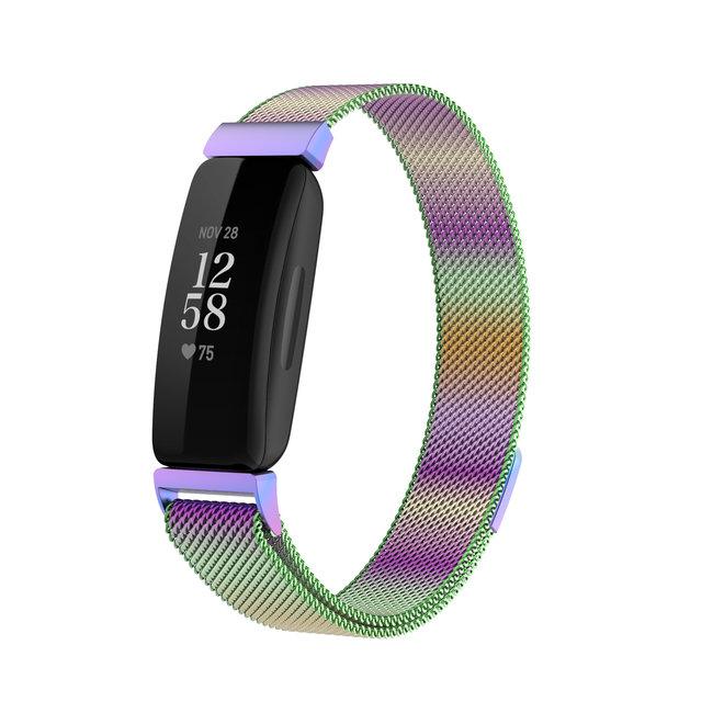 Fitbit Inspire 2 banda milanese - colorato