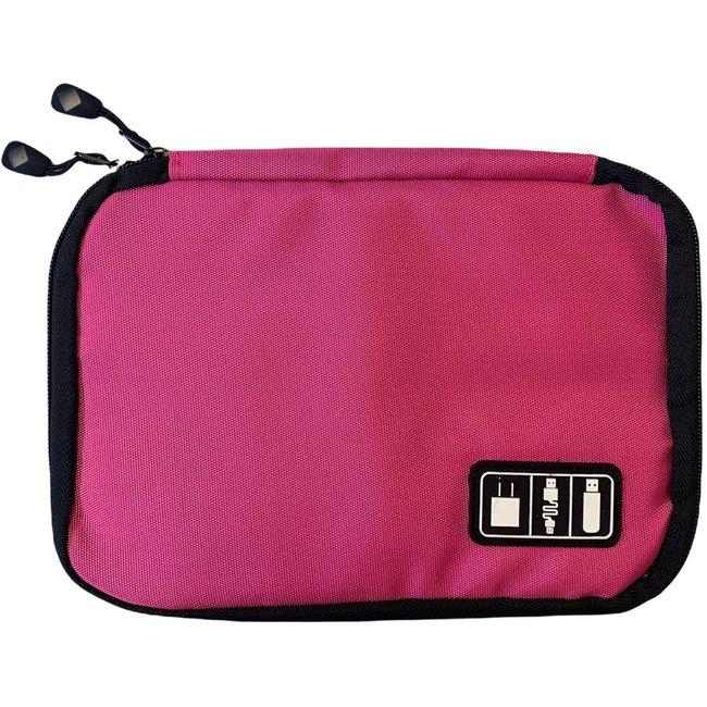 Accessori per smartwatch organizer piccolo - rosa brillante
