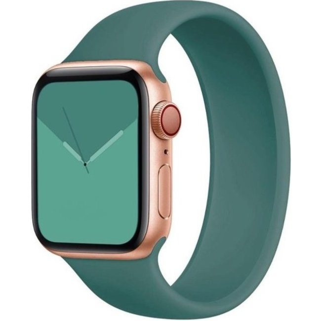 Apple watch sport solo tapis roulant - verde pino