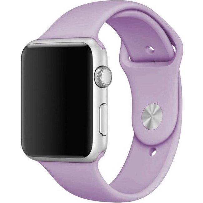 Apple watch banda sportiva - leggero lilla