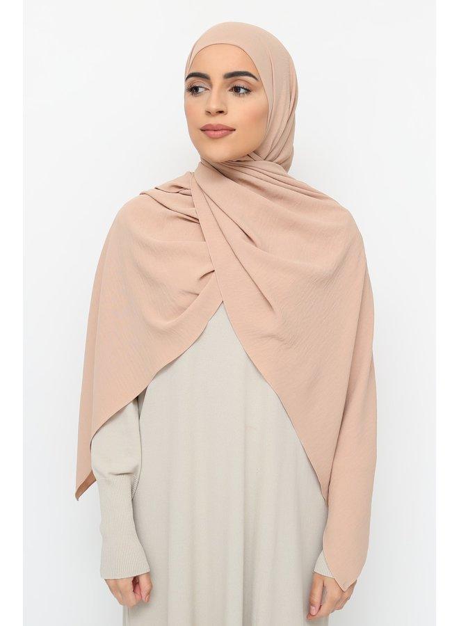 Cazz  scarf (winter version) -marroon