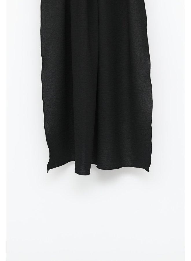 Cazz  scarf (winter version) -black