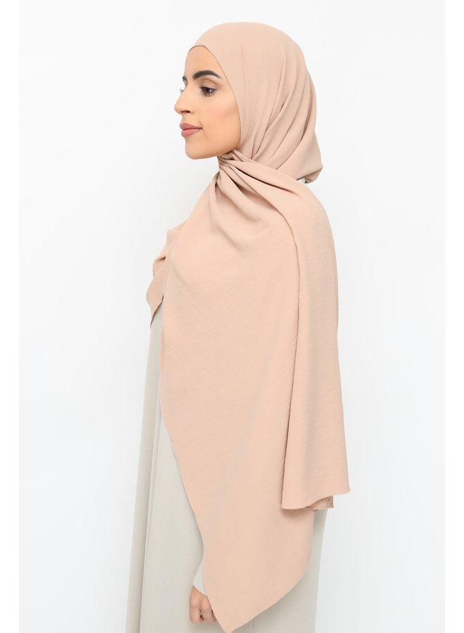 Cazz  scarf (winter version) -creme