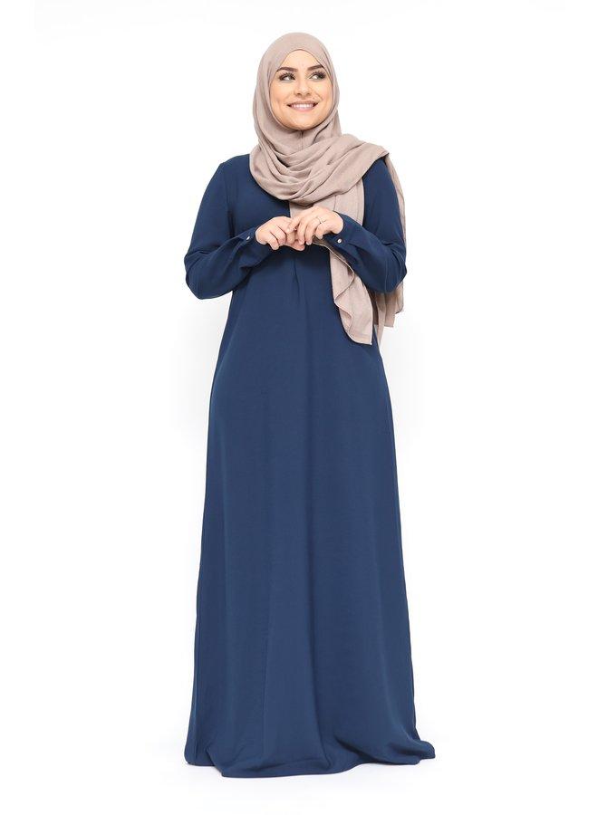 Basic abaya -navy