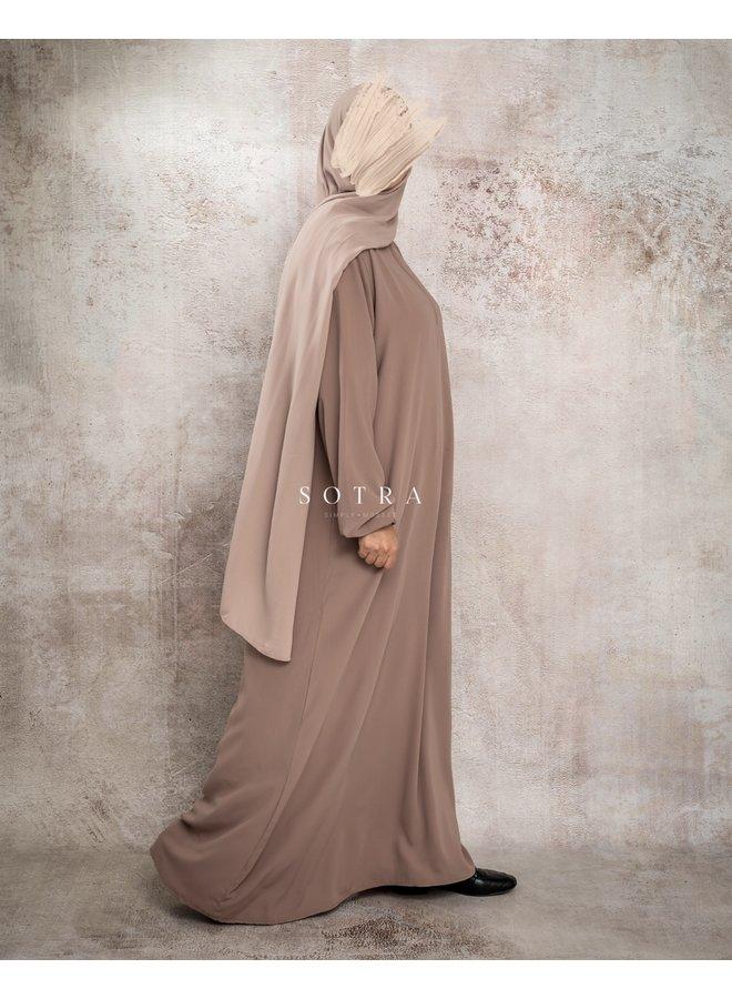 XXL Saudi Sjaal Vanilla