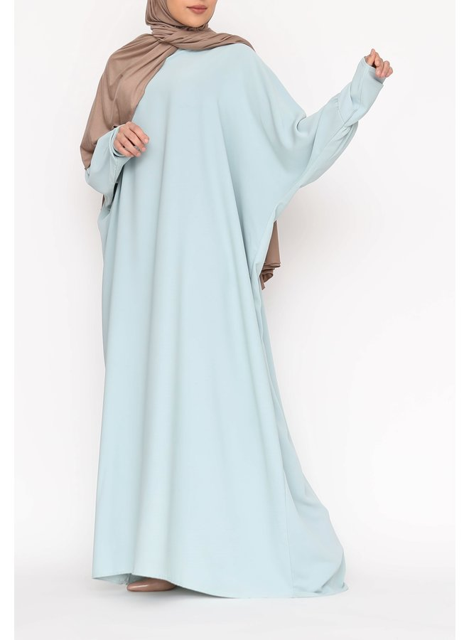 Farasha Abaya - ijsblauw