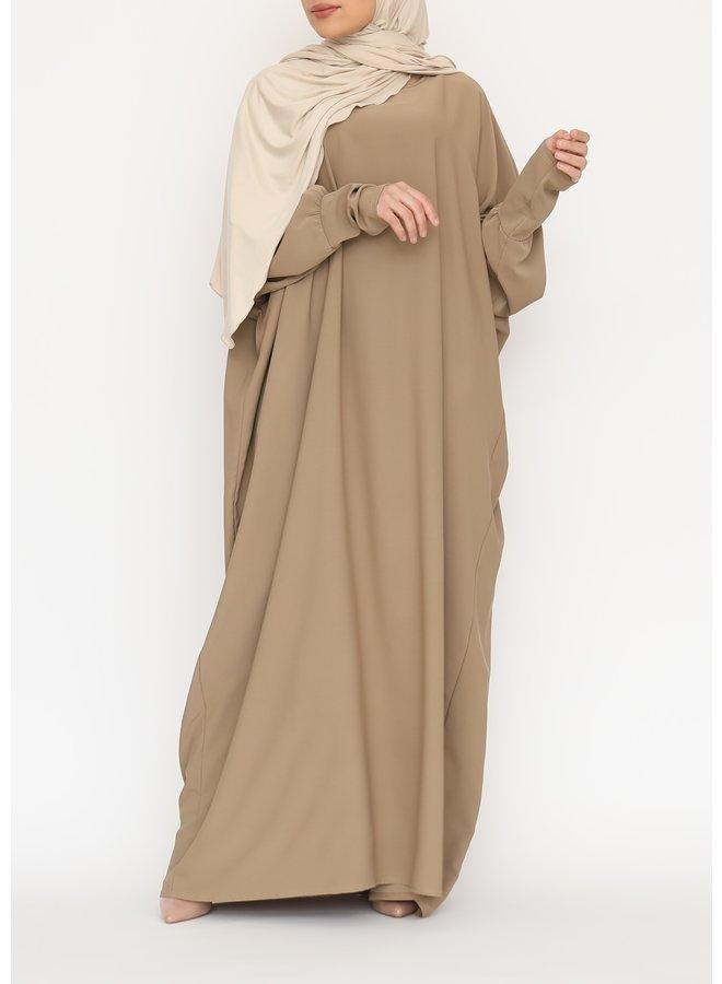 Farasha Abaya - camel