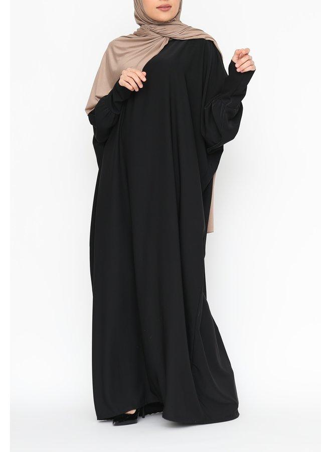 Farasha Abaya - noir