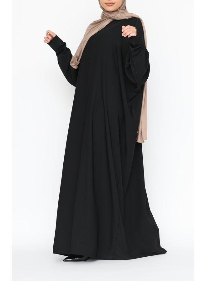 Farasha Abaya - black