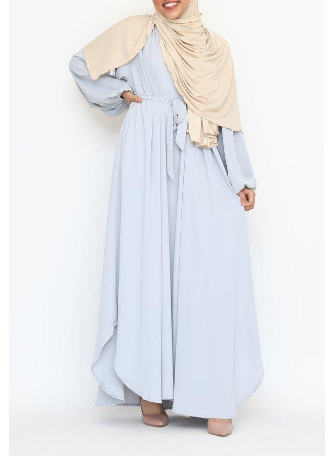 Abaya Amira - lichtblauw