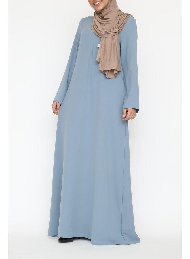 Abaya Chique - pastelblauw